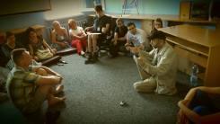Kameralne zajęcia na sali warsztatowej