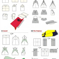 Cool Paper Plane Diagram Usa Plug Wiring How To Make Planes Duck Gray