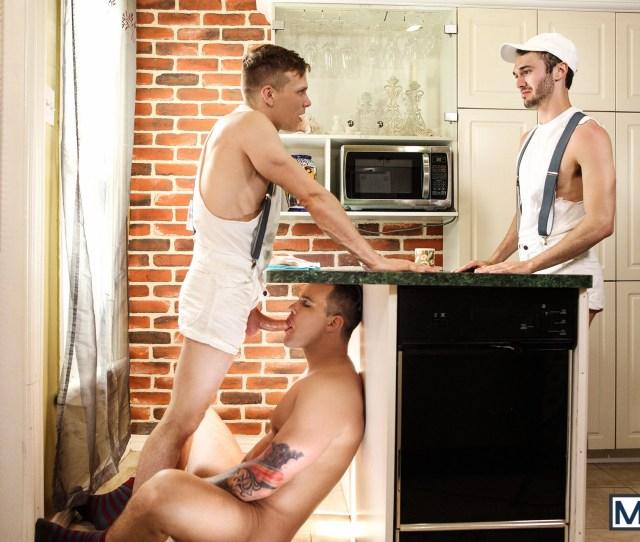 Gay Porno Anal Bubble Butt Muscle Men