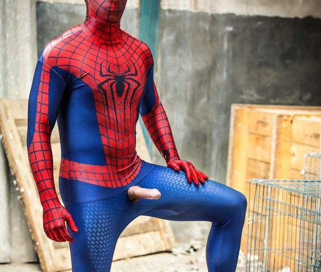 Spider Man Gay Big Dick Porn Xxx Men