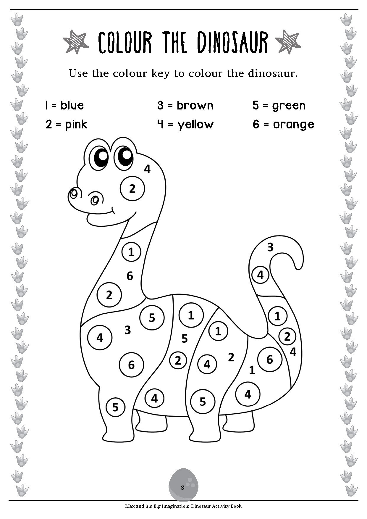 Pinterest Dinosaur Worksheets