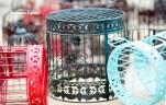 ODD - Bird cage several