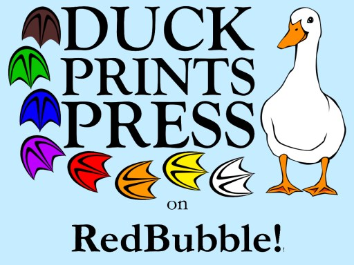 Find Duck Prints Press on RedBubble