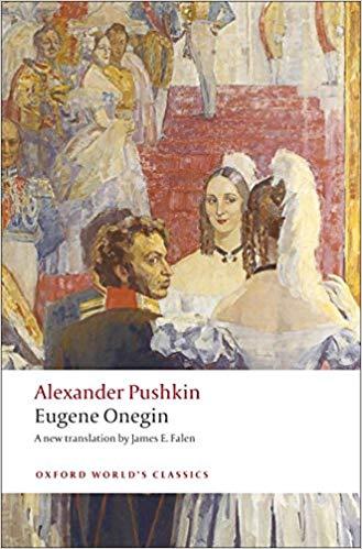 Pushkin portrait