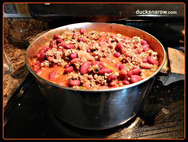 chili recipe, beef chili, chili con carne