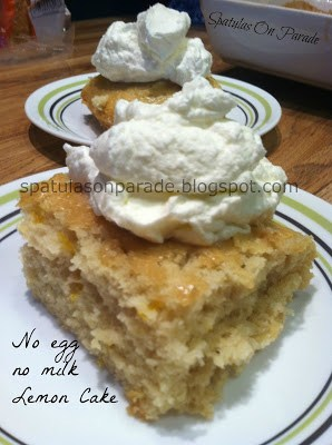 No Dairy Egg Free Cake Recipe Ducks N A Row