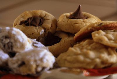 cookie assortment #cookies