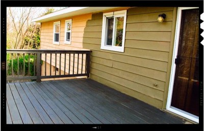 Deck maintenance; deck sealing  #decks