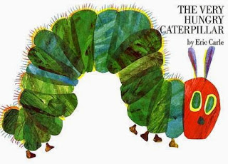 Very hungry caterpillar book #ad