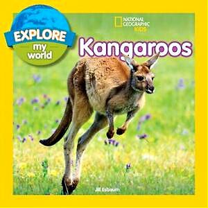 Explore my world KANGAROOS book for kids #ad