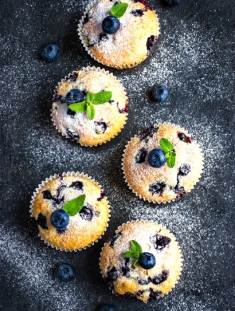 How to make the best blueberry muffins