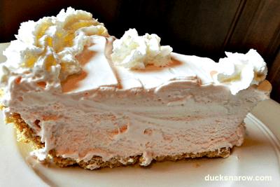 easy desserts, lemonade pie, cool whip desserts