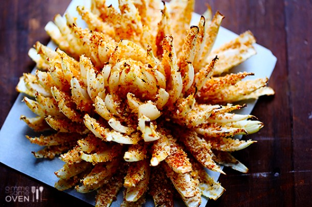 Blooming onion recipes