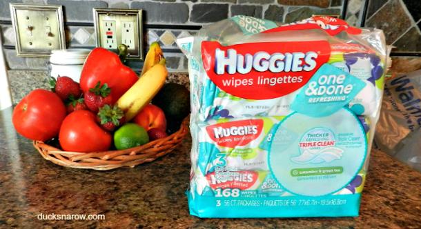 #TripleClean, Huggies Triple Clean Layers, Walmart Huggies Wipes