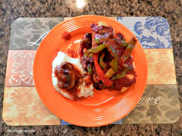 chicken casserole, chicken recipe, make ahead meals