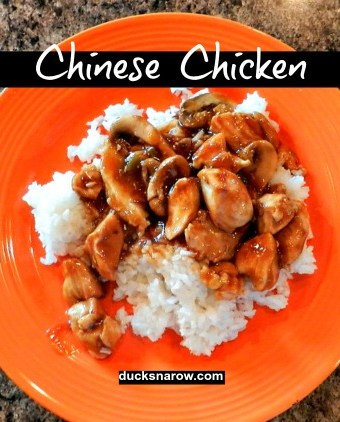 Easy recipe for the most delicious dinner - Chinese Chicken #recipes