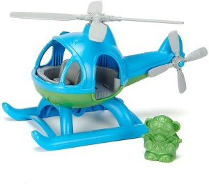 Green toys helicopter toy #kids #ad