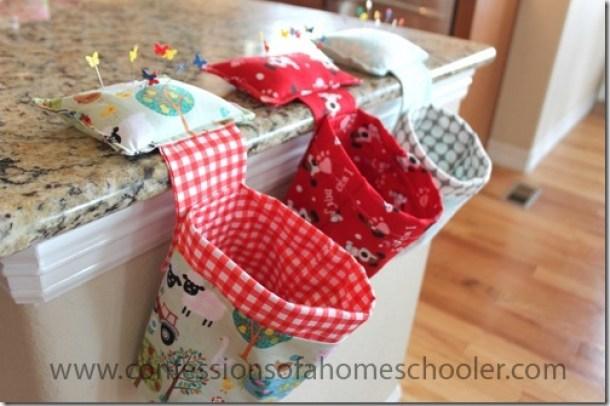 craft baskets