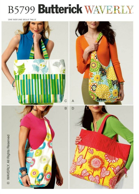 Sewing patterns for DIY tote bags #ad #fashion #Sewing