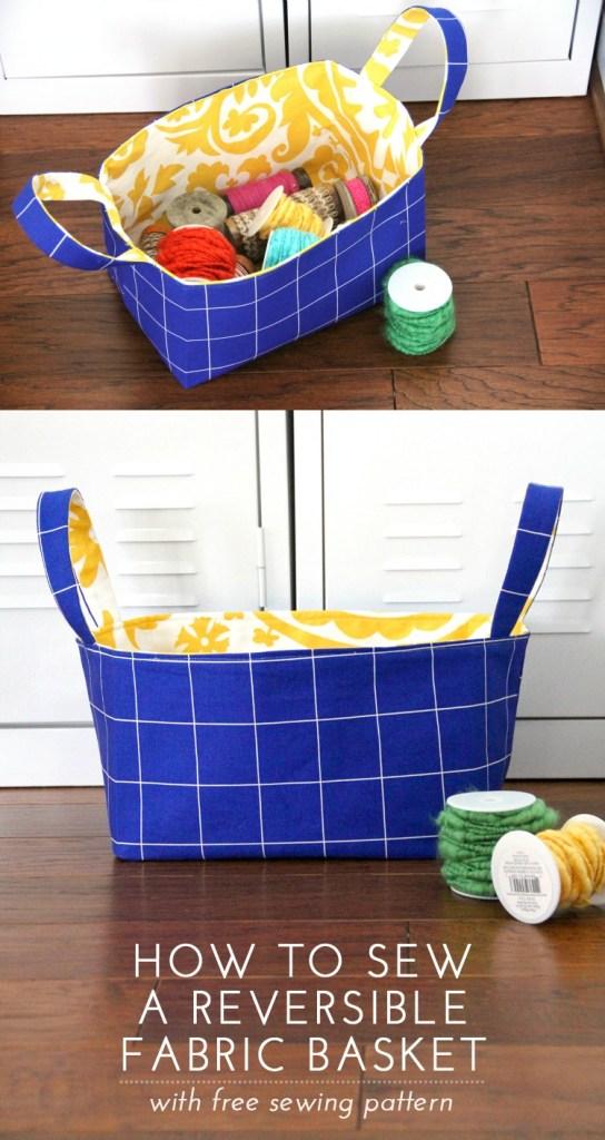 16 beautiful sewing baskets