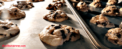 chocolate chip cookie recipe, how to bake cookies, Toll House cookies