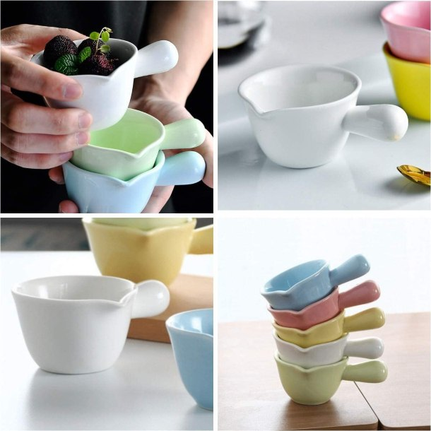 Serving bowls for sauces and dips AD