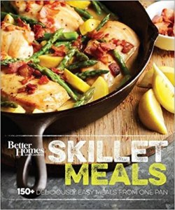 Better Homes and Gardens ONE SKILLET MEALS cookbook #ad