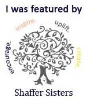 Shaffer Sisters encourage. inspire. uplift. create.