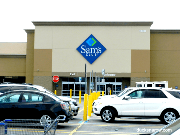 Shop at Sam's Club for all of your family caregiving needs - Club Pickup makes it really easy #ad