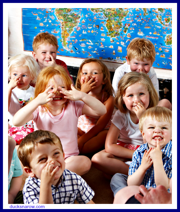 Circle time in #preschool #tips