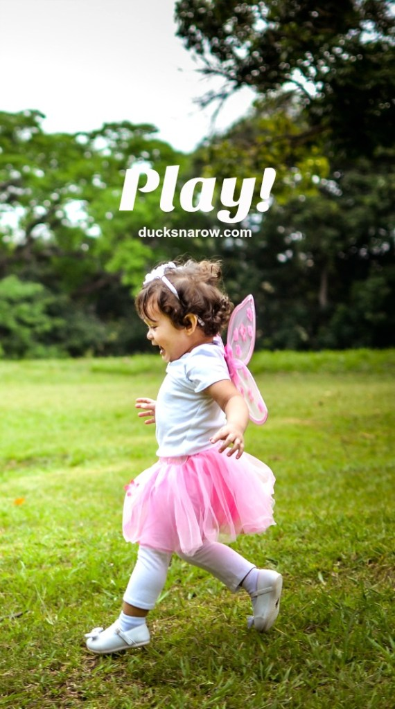 Kids love imaginative play #kids
