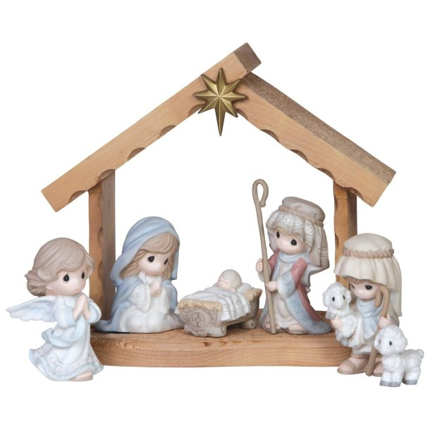 Get A Lovely Nativity Keepsake Your Family Will Treasure  Ducks