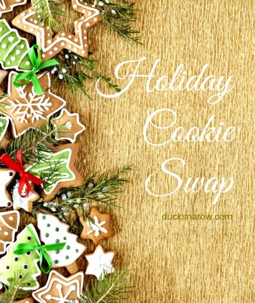 How to have a holiday cookie exchange pbarty #