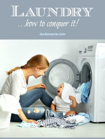 How to keep up with the laundry #tips