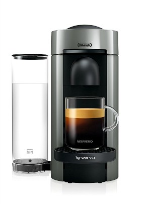 This ultimate coffee maker is also an espresso machine. What a great gifts for coffee loving moms #ad
