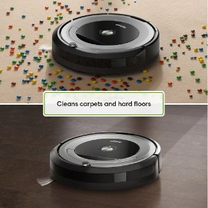 Get mom her very own ROBOT to vacuum the house for her! #gifts #ad
