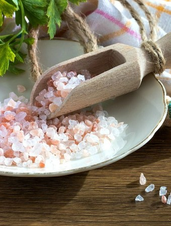 Himalayan salt inhalers on Dr. Oz can help with breathing #tips #ad