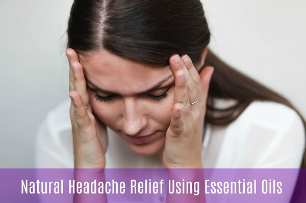 Suffering with headaches? Essential oils can be the solution #tips