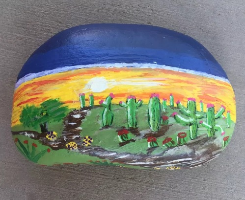 Kindness rocks #crafts