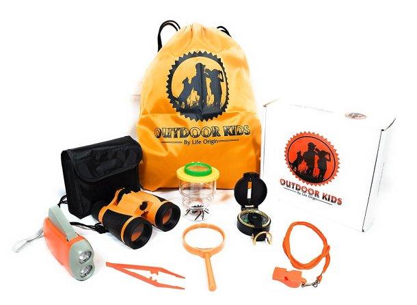 Outdoor man explorer kit for kids #ad