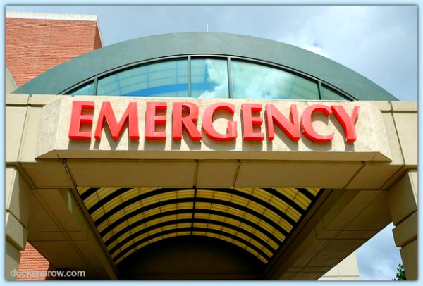What to do when you have to go to the emergency room #health #tips