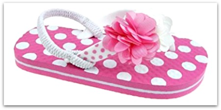 flip flops for kids