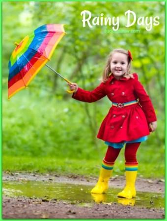 Summer fun on rainy days #familyfun