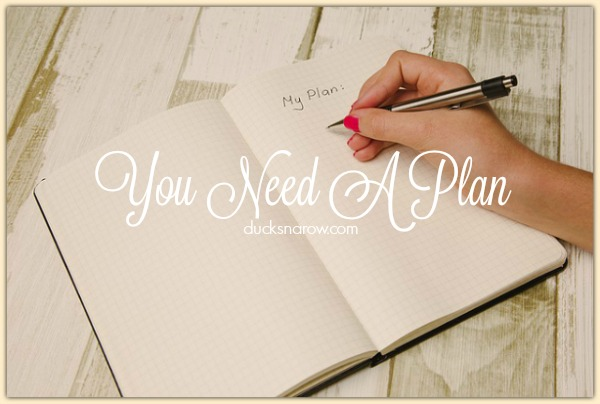 You need a shopping plan to find deals and save lots of money #tips