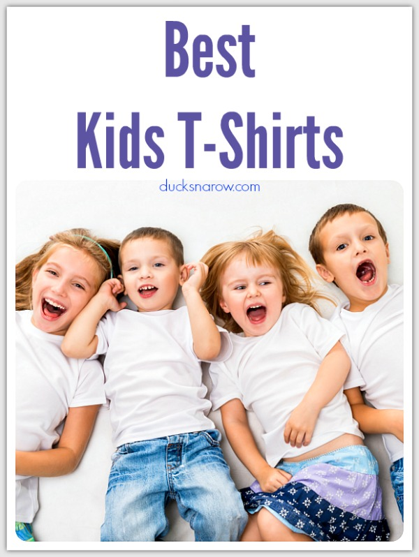 Best t-shirts for kids