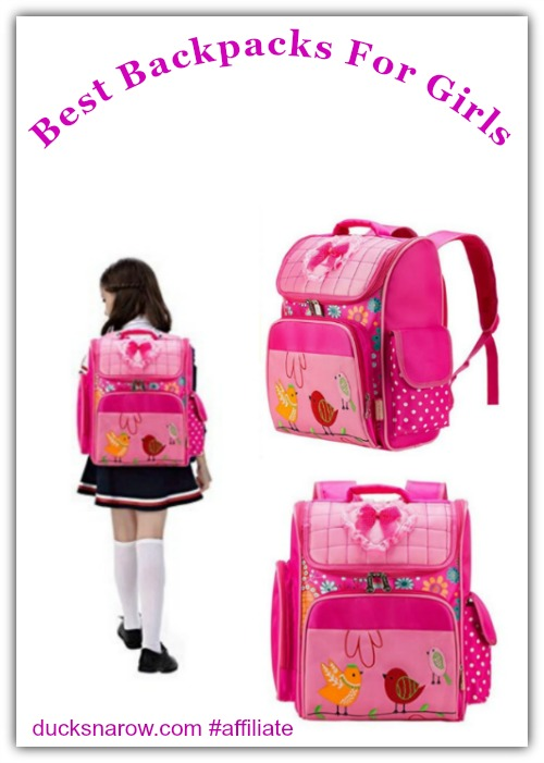Best Backpacks For Girls #affiliate