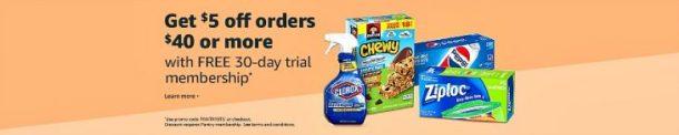 Prime pantry #ad
