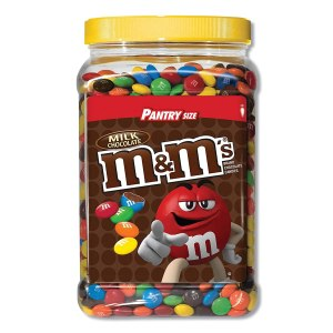 M&Ms candy pantry size #ad
