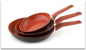 Ceramic non-stick frying pans #ad