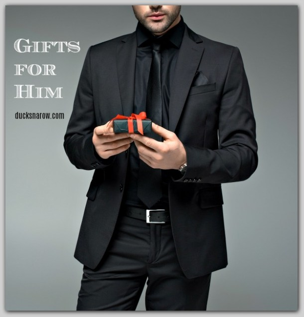 Gifts for hard to buy for men #giftideas